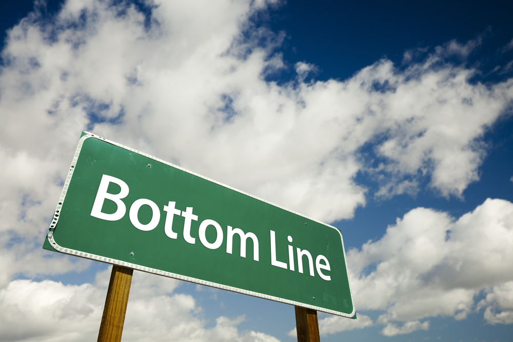 Image result for Bottom Line