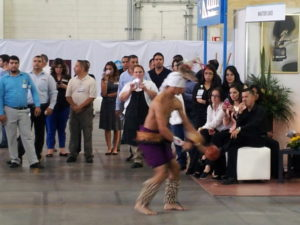 Heritage Dance Performer  at the 2013 Nogales Supplier Expo