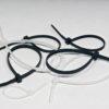 cable ties, zip ties