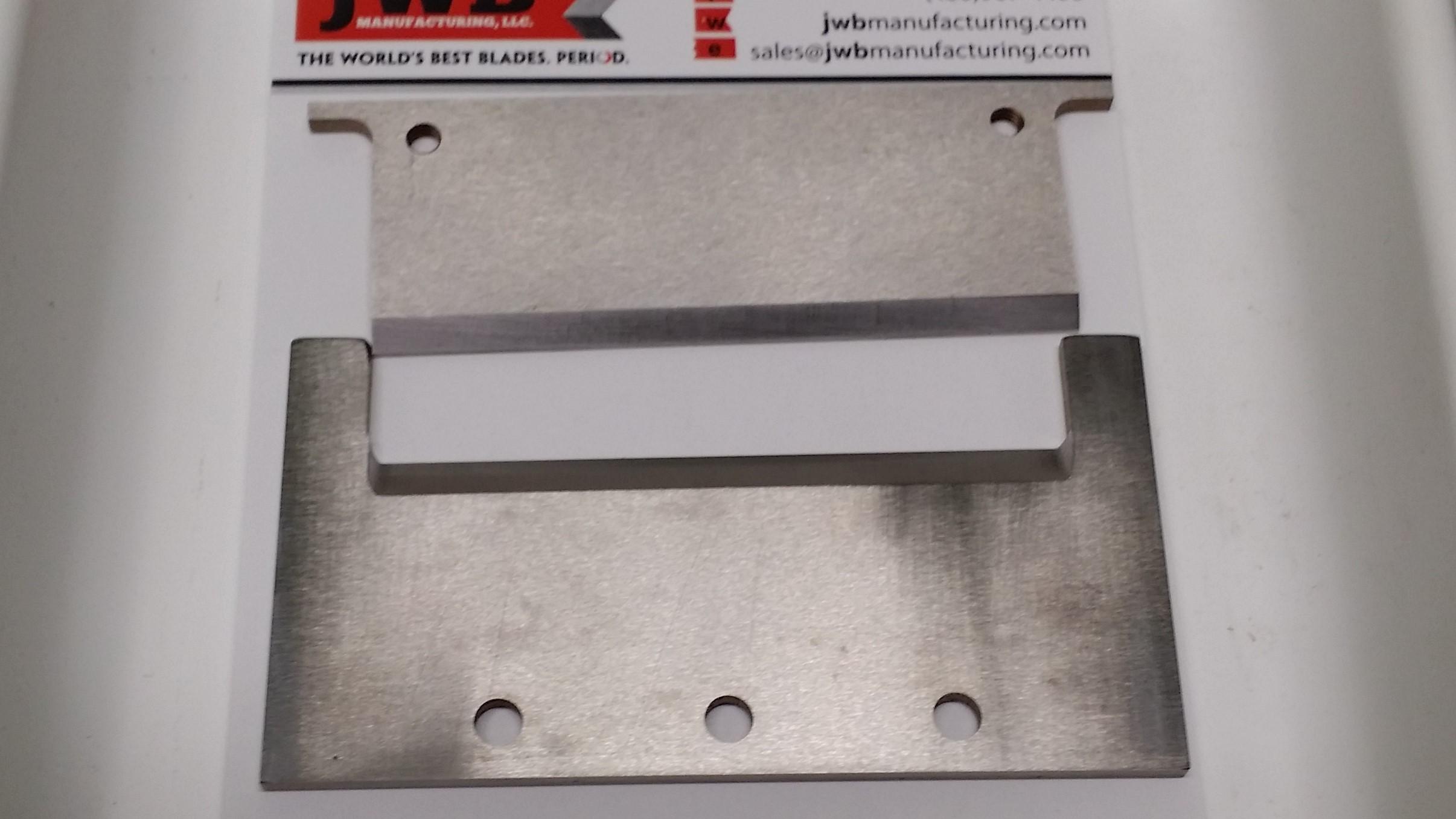 Eubanks 4600 Blade Set (1 anvil/1 blade